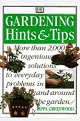 Gardening Hints and Tips by Pippa Greenwood (1996-10-01) Paperback