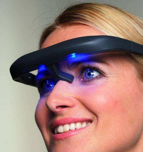 BLM  BlueLight Mobile Lichttherapie-Brille