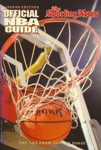 The Sporting News Official Nba Guide 1995-96/the Nba from 1946 to Today por Craig Carter