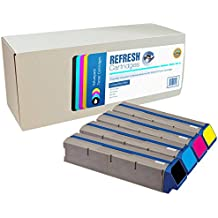 Refresh Cartridges CARTUCHO DE TÓNER REMANUFACTURADO recambio para OKI 45536416 (multicolores)