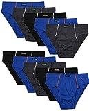 MioRalini 10 Herren Sport Slip ohne Eingriff, Artikel: 10 STK Set E, Grösse: 4XL-10
