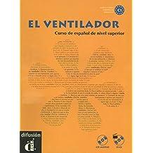 El ventilador Libro del alumno + CD + DVD (Ele - Texto Español)