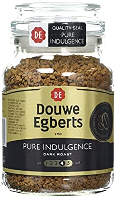 Douwe Egberts Instant Coffee 95 g (Pack of 6)