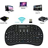 True Store World,S Most Wireless Keyboard Mouse Combo Specific Multi Media Remote Control And Touchpad Function Handheld Keyboard