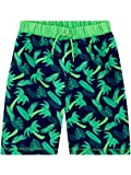 Harry Bear Pantaloncini da Bagno Ragazzi Palme Verde 7-8 Anni