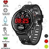 Padgene Smartwatch, Reloj Inteligente IP68 Impermeable Bluetooth SmartWatch con Múltiples Modos de...