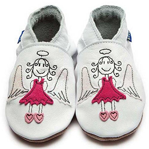 inch-blue-girls-boys-luxury-leather-soft-sole-pram-shoes-angel-white-pink-blanc-blanc-enfant-xl-5-6-