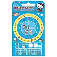Hello Kitty Kids My Learn How To Tell The Time Fridge Magnets Set by Alligator Books