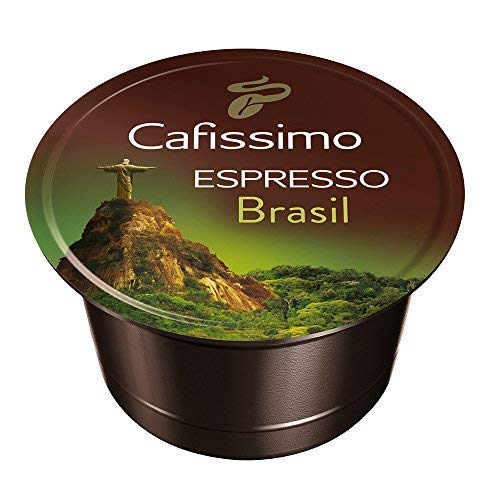 Tchibo Cafissimo 96er Kaffee-Kapseln Espresso Brasil , Vorrats Box - 3