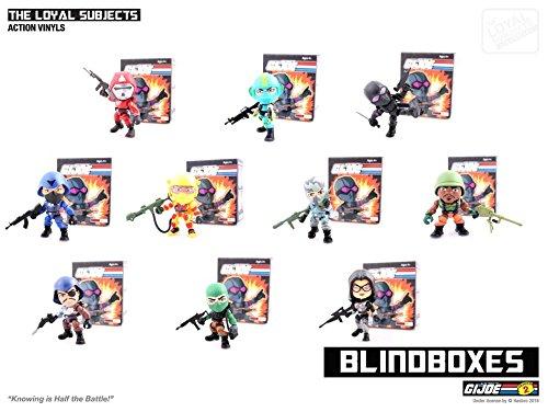 Action Vinyls - G.I. Joe Series 2 -