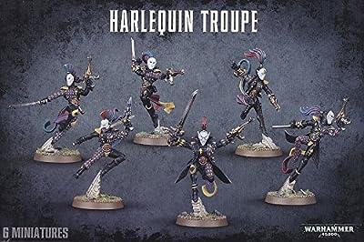 Warhammer+40k+-+Harlequin+Troupe