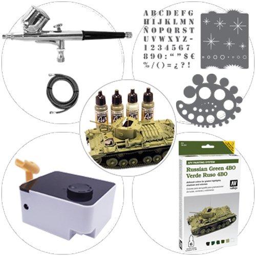 Airbrush Kit 009 Starter Modellbau -
