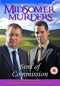 Midsomer Murders - Sins Of Commission [DVD]