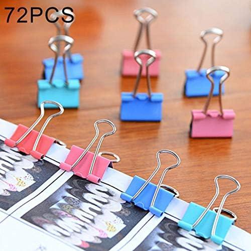 Lanbinxiang@ Lanbinxiang@ Lanbinxiang@ 24 pince longue PCS/Box 3 couleurs boîte, chemise en fer fort, taille: 3,2 cm | Réduction  72447f