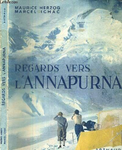 Regards vers l'Annapurna.