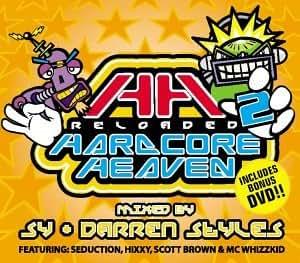 Hardcore Heaven Reloaded(+ DVD)(Mixed By Sy & Darren Styles)