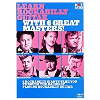 Hot Licks - Learn Rockabilly Guitar With 6 Great Masters!