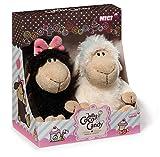 Nici 38255 - Plüschtier - Coco+Jolly Candy 20cm Schlenker in Geschenkverpackung