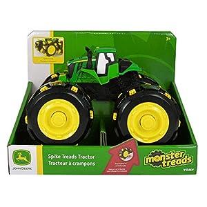 John Deere Preschool 46712Monster Treads Spike Ruedas Parte Tractor