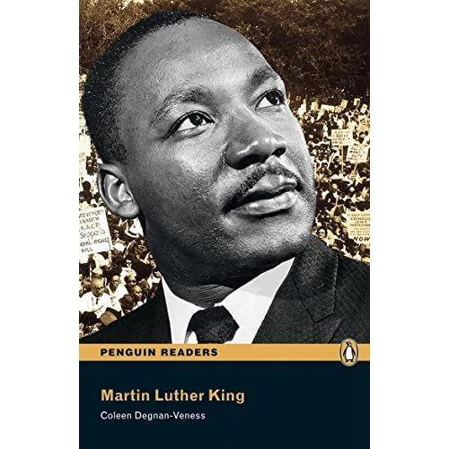 Level 3: Martin Luther King Book and MP3 Pack (Pearson English Graded Readers) by Coleen Degnan-Veness (2014-02-24)