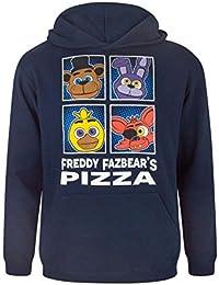 FIVE NIGHTS AT FREDDY'S Panels Boy's Hoodie