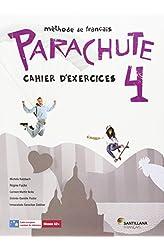 Descargar gratis PARACHUTE 4 PACK CAHIER D'EXERCICES - 9788490492154 en .epub, .pdf o .mobi