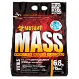 Pvl Mutant Mass Cookies & Cream 6800g
