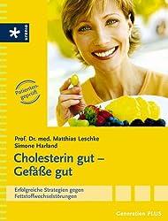 Cholesterin gut - Gefässe gut: Erfolgreiche Stretegien gegen Fettstoffwechselstörungen