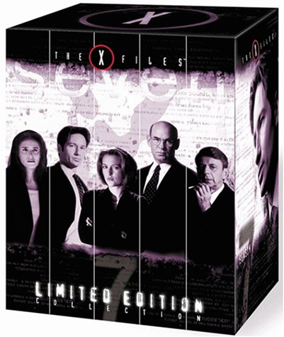 Preisvergleich Produktbild The X Files - Season 7 Box Set [VHS] [UK Import]
