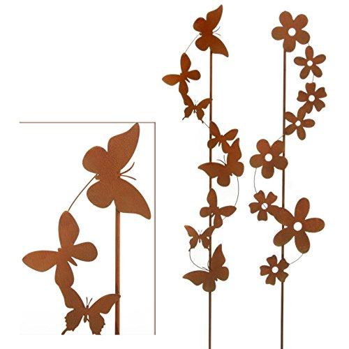 Gartenstecker rost machen sie den preisvergleich bei nextag for Rost gartenstecker