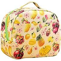 Preisvergleich für kanggest Handtasche Mode Lunch Bag Mittagessen Tasche Wasserdichte Kühltasche Isoliert Lunch-Taschen Reise Picknicktasche für Erwachsene, Kinder, Mädchen, Frauen
