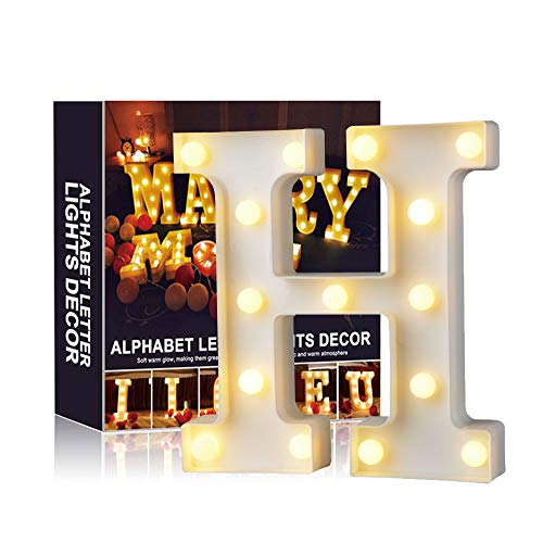 Led Lamps Lights & Lighting Brilliant Diy Led Night Light Neon Alphabet Lamp 26 Letters Led String Light Birthday Holiday Wedding Party Indoor Wall Hanging Decor Lamp Moderate Price