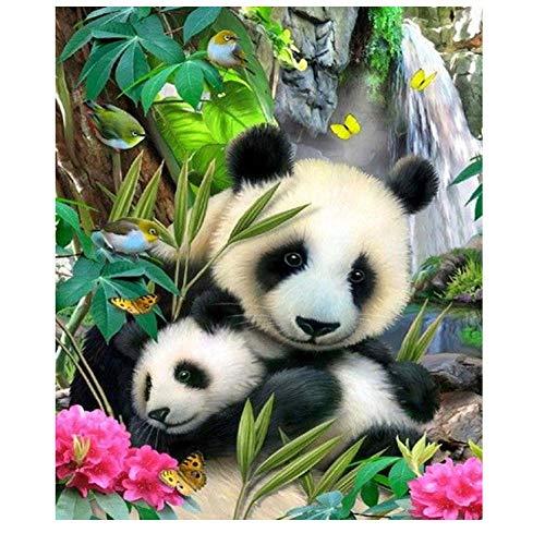 BulundFan 5d DIY Diamant malerei EIN imal Panda voller runder Diamant Stickerei kreuzstich Diamant kristall wandmalerei Geschenk