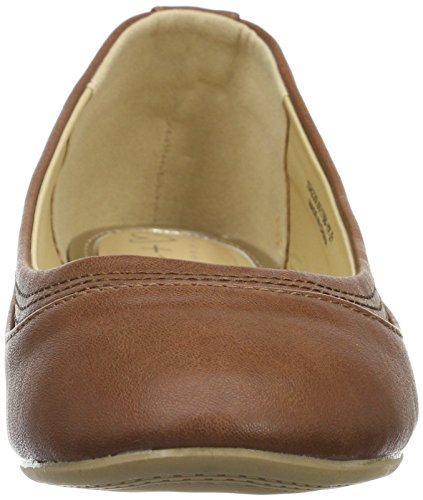 Another Pair of Shoes BellaaE2, Ballerines femme Marron (mid brown21)