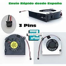 Fan Ventilador Nuevo Compatible para HP - Compaq Presario 510511515 516 610 615 3 Pins
