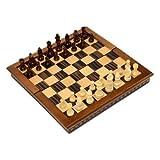 Wholesale Chess 15 Folding Magnetic Wood...