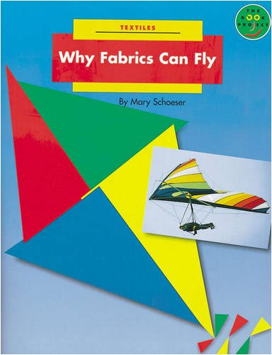 Why Fabrics Can Fly Non Fiction 2 (LONGMAN BOOK PROJECT)