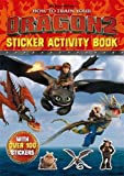 Sticker Activity Book (How to Train Your Dragon)