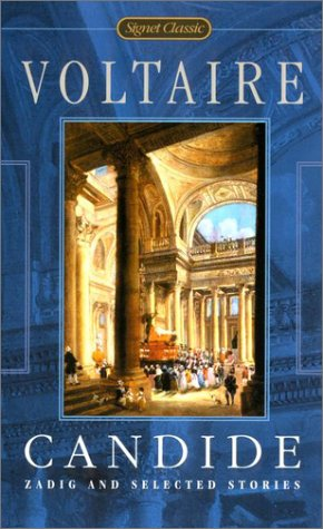 Candide, Zadig And Selected Stories (Signet Classics)