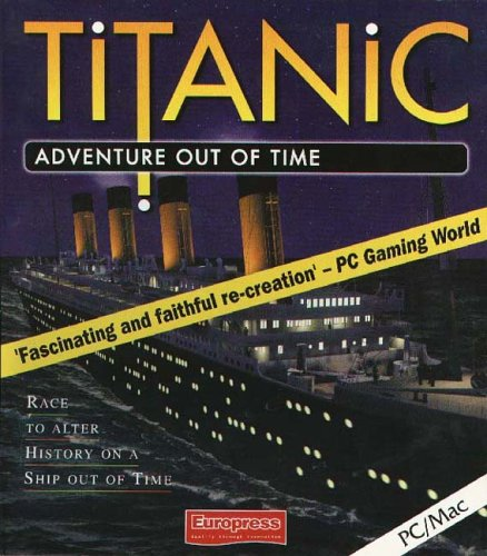 Titanic: Adventure out of Time Test