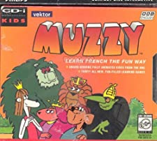 Muzzy Learn French the fun way - Philips CDI - US