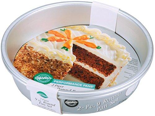 Performance Cake Pans 2/Pkg-Round 9