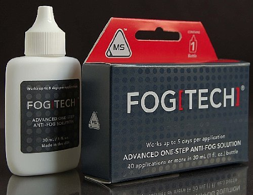 MotoSolutions FogTech Anti-Fog 30ml Bottle Paintball or Glasses
