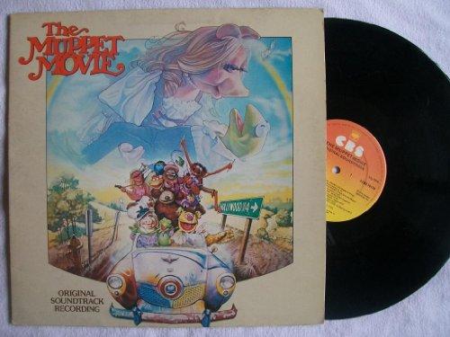 MUPPETS The Muppet Movie Original Soundtrack vinyl LP (Muppet Soundtrack Movie)