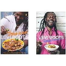 Levi Roots 2 books collection set (Levi Roots Food for Friends, Levi Roots Sp...