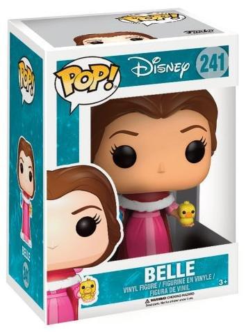 Funko Pop Bella con pájaros (Bella y Bestia – Disney 241) Funko Pop La Bella y la Bestia