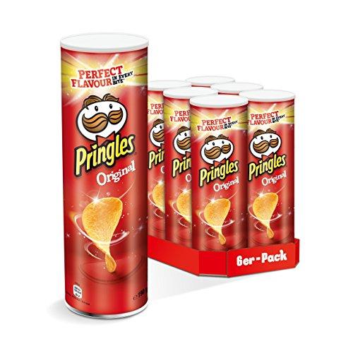 Pringles Original, 6er Pack (6 x 190 g)