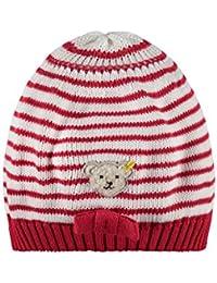 Steiff Baby-Mädchen Mütze Strick 6713000