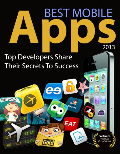Best Mobile Apps - Top Developers Share Their Secrets To Success (English Edition) Blackberry Wireless Handheld