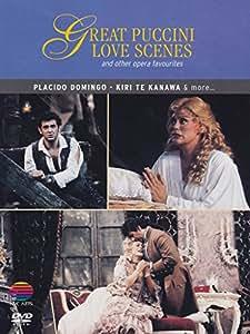 Great Puccini Love Scenes [DVD] [2001]